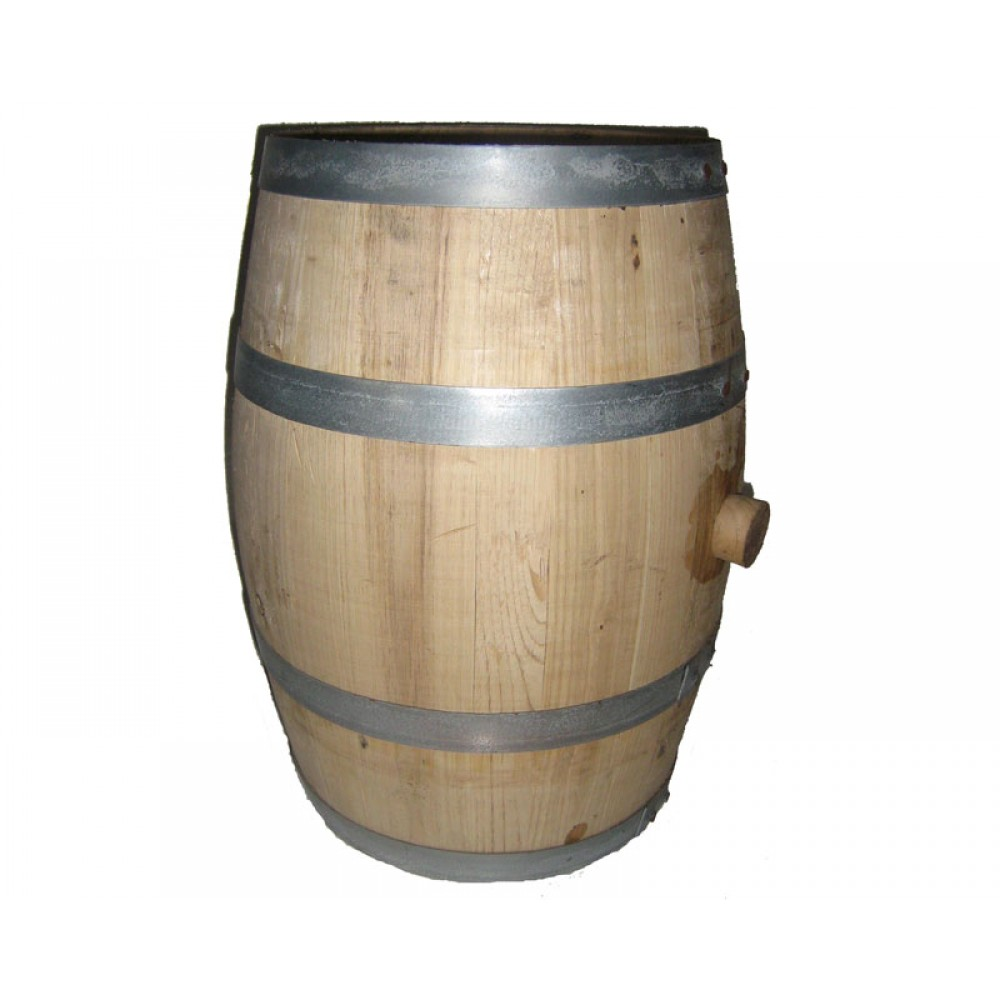 30 L Barrel in chestnut tree