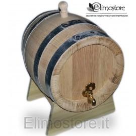 Oak barrel barrels