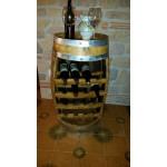 Cask wine cellar wine rack 16 bottles